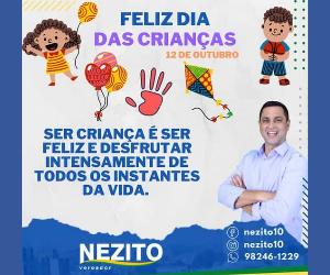 Nezito- Dia das Crianças 2021
