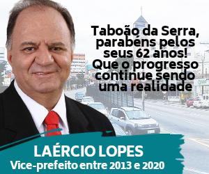 Laércio Lopes aniversário 2021