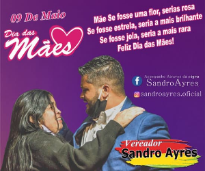 Sandro Ayres - Dia das Mães 2021