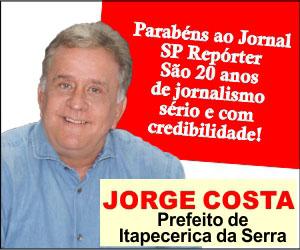 ANUNCIO JORGE COSTA ANIVERSÁRIO JORNAL 20 ANOS