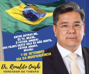 Ronaldo Onishi- Dia da Independência 2021