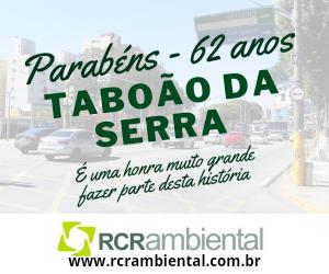 RCR aniversário Taboão 2021