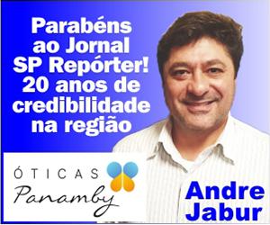 Anuncio Andre Jabur aniversário jornal - 9/7/20