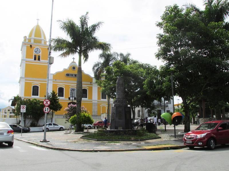 Igreja Nossa Senhora dos Prazeres, em Itapecerica da Serra