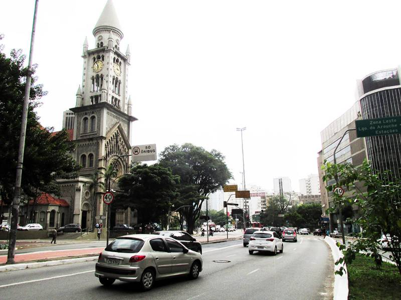 São Paulo, a terra da garoa