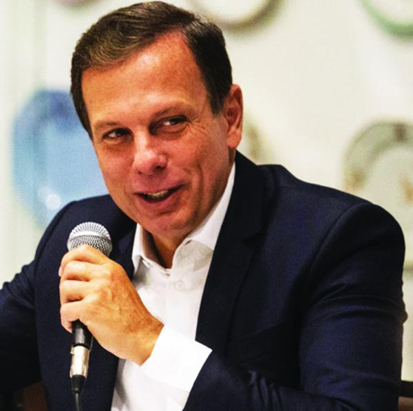 Governador de São Paulo, João Doria, se reúne com líderes da América Latina em Davos
