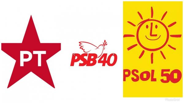 PT, PSB e PSOL anunciam bloco de oposição a Bolsonaro na Câmara dos Deputados