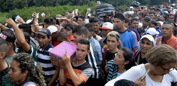 Brasil garante assistência a imigrantes venezuelanos sem prejuízo a brasileiros