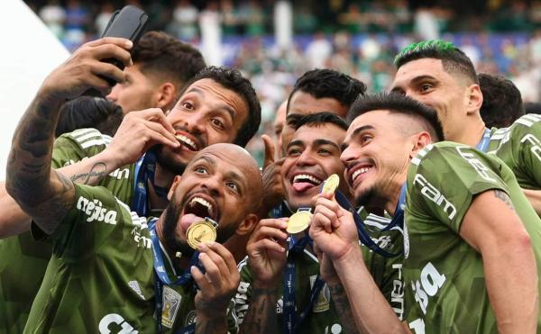 Palmeiras é o sexto melhor time do mundo em 2018, segundo IFFHS