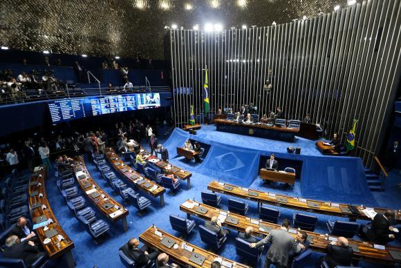Senado retoma neste sábado, 2, sessão para escolher presidente da Casa
