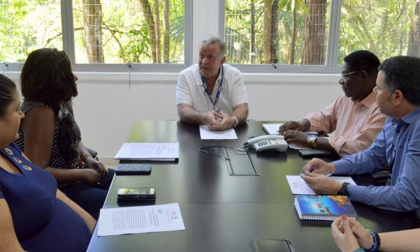 Prefeito Jorge Costa busca implantação de Fatec em Itapecerica da Serra