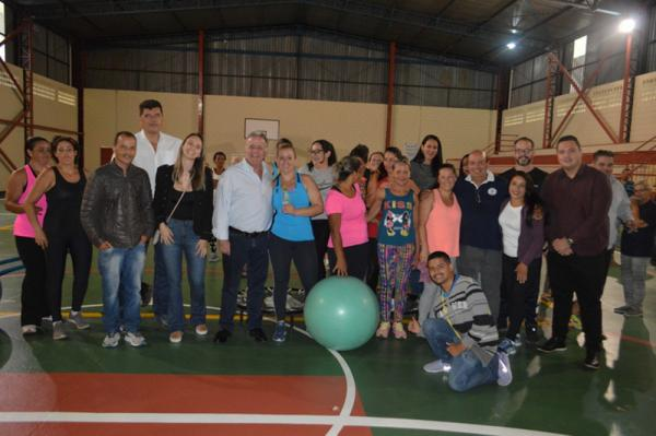 Itapecerica da Serra: Após reforma, prefeitura entrega Ginásio João Galera à população do Parque Paraíso