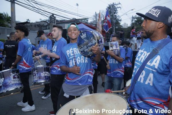 4º TaboAfro acontece no dia 10, no Pq. das Hortênsias, com a bateria da Escola de Samba Pérola Negra