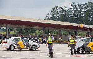 Mais de 18 mil policiais em São Paulo na Operação Rodovia Mais Segura