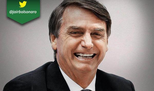 Presidente Bolsonaro destaca em sua conta no Twitter o aumento da confiança no comércio