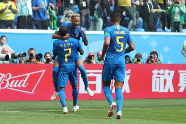 Seleção Brasileira mostra equilíbrio emocional de time campeão do mundo
