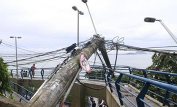 Rio de Janeiro: Prefeitura anuncia medidas para conter danos de tempestade que se aproxima