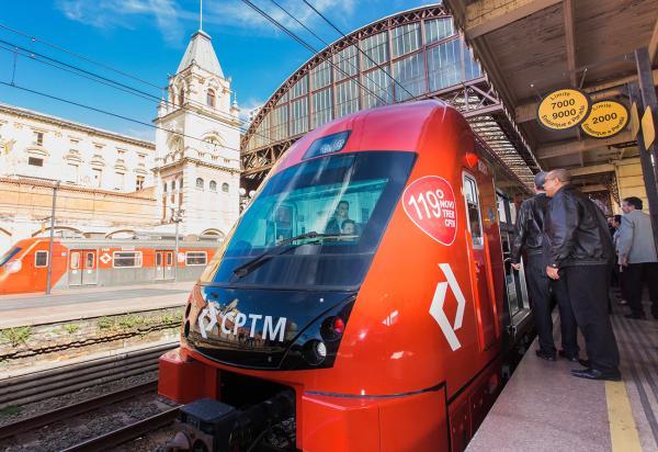 São Paulo-SP: Obras alteram circulação dos trens da CPTM neste fim de semana