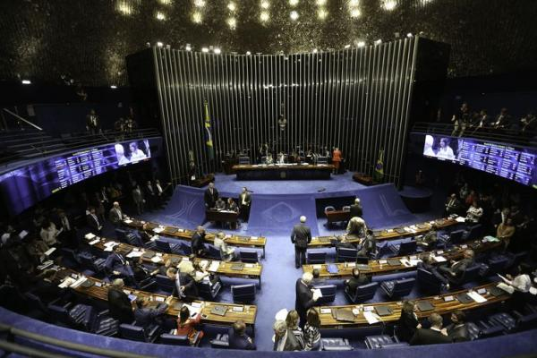 Senado aprova bloqueio de bens de investigados por terrorismo