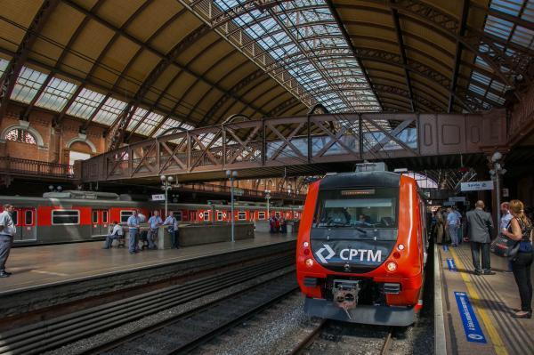 São Paulo-SP: CPTM reforça operação na Linha 9-Esmeralda neste sábado (23)