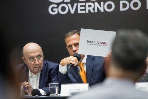 Governo do Estado de São Paulo anuncia medidas para fortalecer o setor automotivo