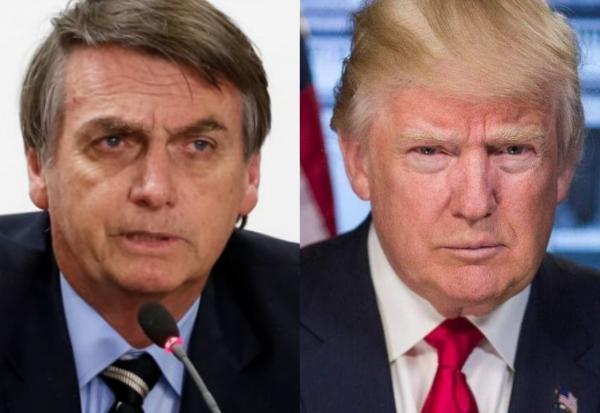 Bolsonaro viaja domingo aos Estados Unidos para se reunir com Trump