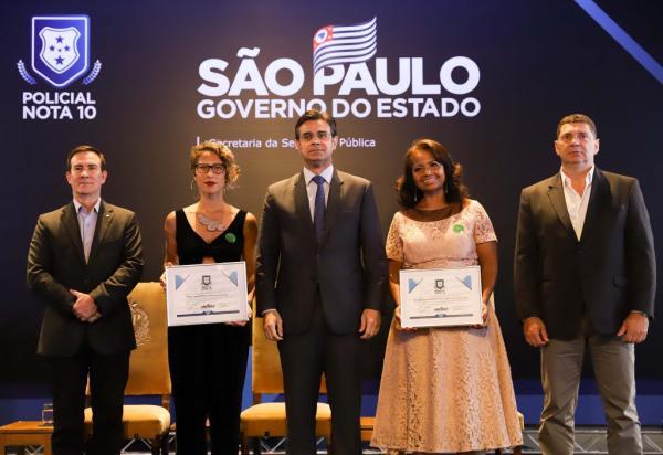 Governo de São Paulo realiza evento 'Policial Nota 10' de fevereiro