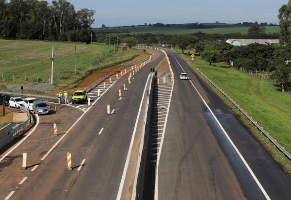 Governador Doria entrega duplicações de rodovias na região de Campinas