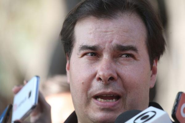 Reforma da Previdência pode ser votada em maio, diz Rodrigo Maia