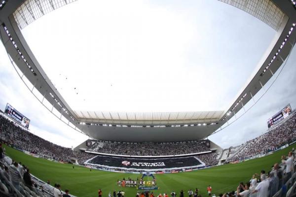Torcedor corintiano de 23 anos passa mal na Arena Corinthians e morre
