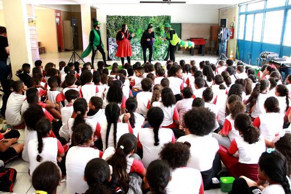 Prefeitura de Taboão da Serra realiza projeto Educação para o Trânsito nas escolas municipais