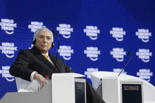 Ex-presidente Michel Temer é preso em desdobramento da Lava Jato