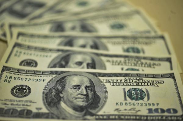Dólar fechou esta sexta-feira 22, com a maior alta desde maio de 2017