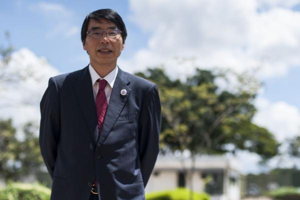 Embaixador do Japão disse que empresas japonesas querem investir no Brasil