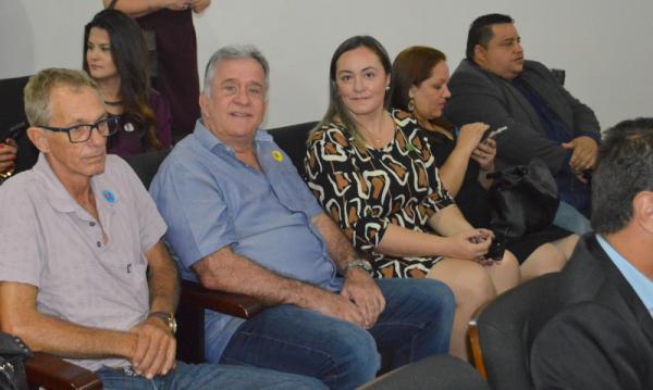 Jorge Costa prestigia posse da diretoria do FUSSP, no Palácio dos Bandeirantes