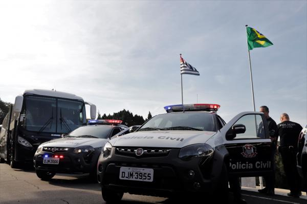 193 pessoas são presas em ação policial contra pedofilia em São Paulo
