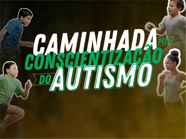 Embu das Artes realiza Caminhada de Conscientização do Autismo no dia 14