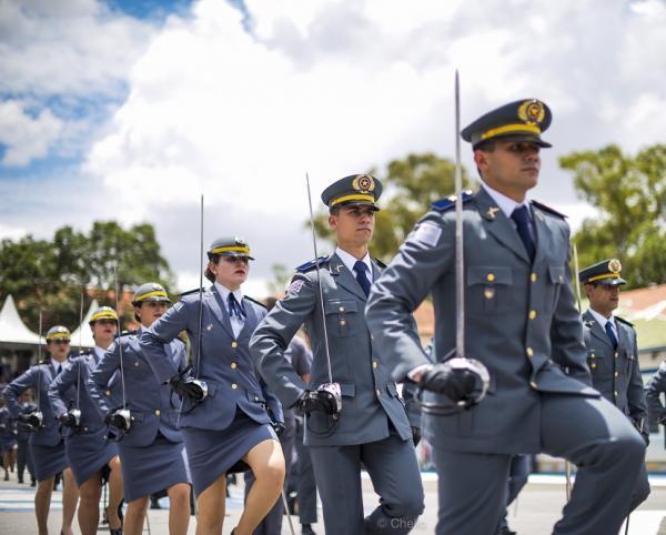 Com salário de mais de R$3 mil, Polícia Militar de São Paulo vai contratar 190 alunos-oficiais