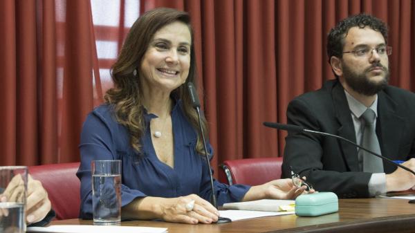 Deputada Analice Fernandes é eleita presidente da Comissão de Saúde