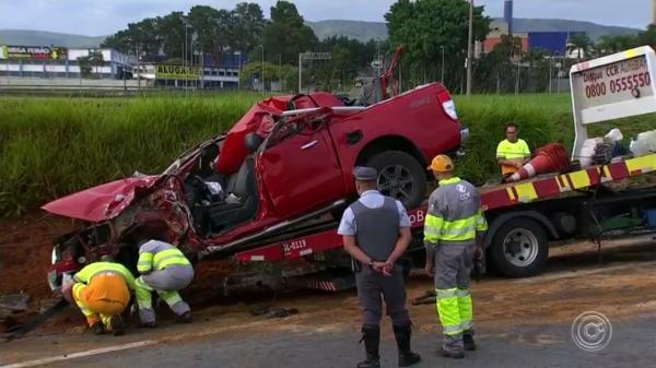 Piloto da Stock Car morre em acidente grave em rodovia de São Paulo
