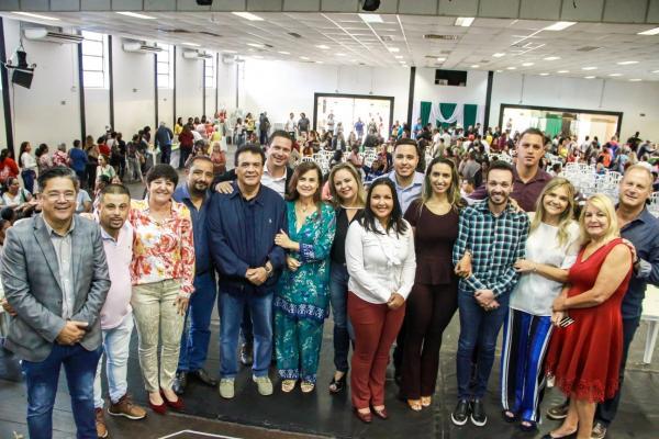 Prefeito Fernando Fernandes anuncia aumento de 19,5% para os PAPs em Taboão da Serra