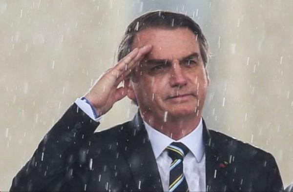 Bolsonaro é uma das 100 personalidades mais influentes segundo revista Time
