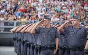 Polícia Militar do Estado de SP vai abrir inscrições para contratar 190 alunos-oficiais