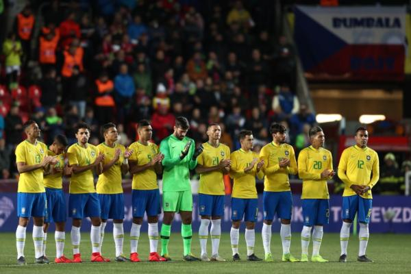 Confira em qual posição está o Brasil no ranking da FIFA