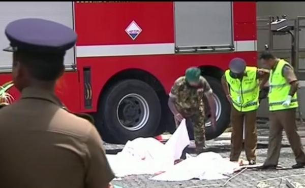 Mais de 200 pessoas morrem em atentados em igrejas e hotéis no Sri Lanka