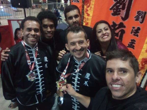 Taboanenses conquistam medalha de ouro no Arnold Classic South American