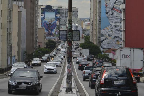 1.205 pessoas morreram no trânsito de São Paulo no primeiro trimestre de 2019