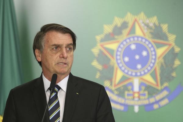 Governo de Bolsonaro tem 35% de bom ou ótimo em pesquisa CNI/Ibope