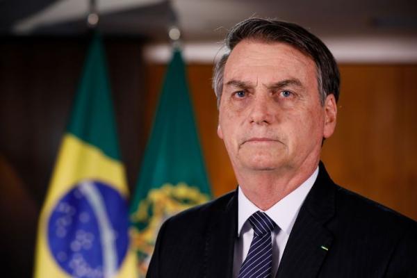 Bolsonaro agradece a deputados e diz que país tem pressa para reforma