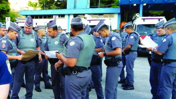 Inscrições para Concurso da Polícia Militar de São Paulo começa na sexta-feira, 3 - Foto ilustrativa